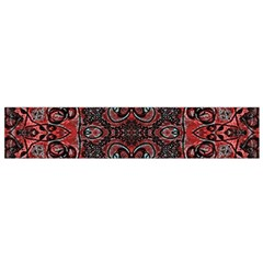 Luxury Ornate Flano Scarf (Small)