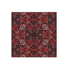 Luxury Ornate Satin Bandana Scarf