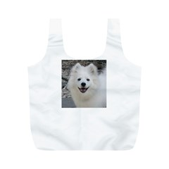 American Eskimo Dog Reusable Bag (M)