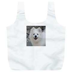 American Eskimo Dog Reusable Bag (XL)