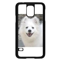 American Eskimo Dog Samsung Galaxy S5 Case (Black)