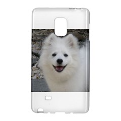American Eskimo Dog Samsung Galaxy Note Edge Hardshell Case