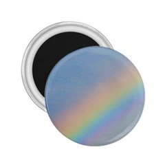 Rainbow 2.25  Button Magnet
