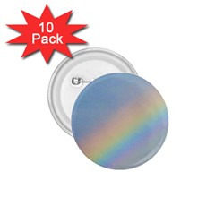 Rainbow 1 75  Button (10 Pack)