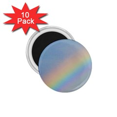 Rainbow 1 75  Button Magnet (10 Pack)