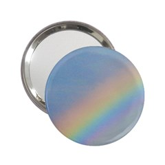 Rainbow Handbag Mirror (2.25 )