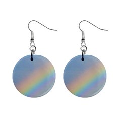 Rainbow Mini Button Earrings