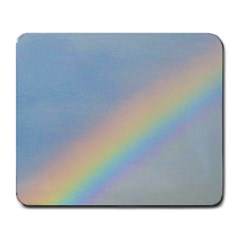 Rainbow Large Mouse Pad (Rectangle)