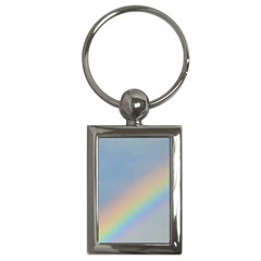 Rainbow Key Chain (Rectangle)