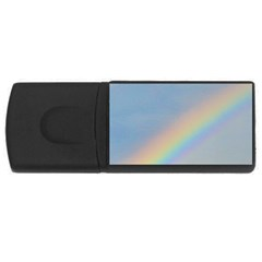 Rainbow 1GB USB Flash Drive (Rectangle)