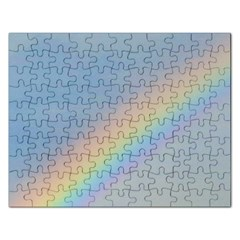 Rainbow Jigsaw Puzzle (Rectangle)