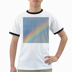 Rainbow Men s Ringer T-shirt