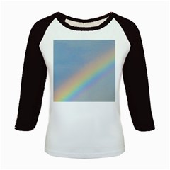 Rainbow Kids Long Cap Sleeve T Shirt