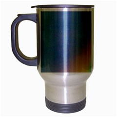 Rainbow Travel Mug (Silver Gray)