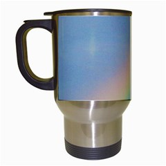 Rainbow Travel Mug (white)