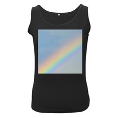 Rainbow Women s Tank Top (black)