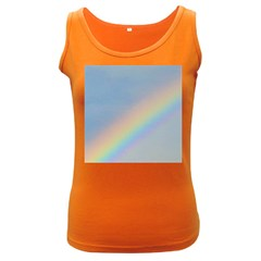 Rainbow Women s Tank Top (Dark Colored)