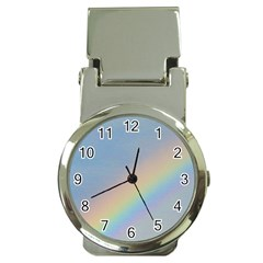 Rainbow Money Clip with Watch