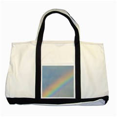 Rainbow Two Toned Tote Bag