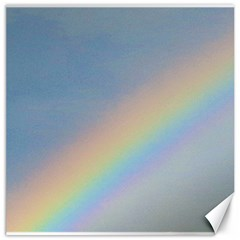 Rainbow Canvas 20  X 20  (unframed)