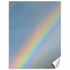 Rainbow Canvas 18  x 24  (Unframed)
