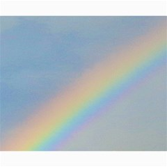 Rainbow Canvas 20  x 24  (Unframed)
