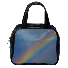 Rainbow Classic Handbag (One Side)