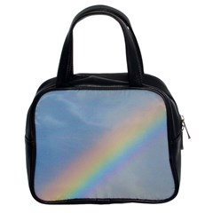 Rainbow Classic Handbag (Two Sides)