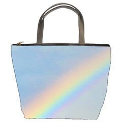 Rainbow Bucket Handbag