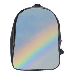 Rainbow School Bag (large)