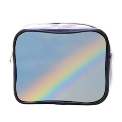 Rainbow Mini Travel Toiletry Bag (One Side)