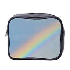 Rainbow Mini Travel Toiletry Bag (two Sides)