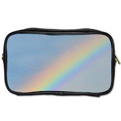 Rainbow Travel Toiletry Bag (two Sides)