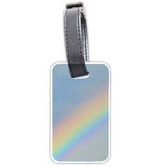 Rainbow Luggage Tag (two Sides)