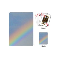 Rainbow Playing Cards (mini)