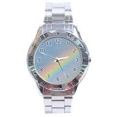 Rainbow Stainless Steel Watch