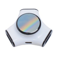 Rainbow 3 Port Usb Hub