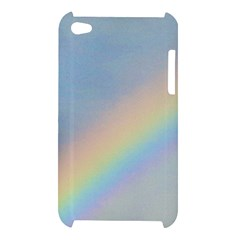 Rainbow Apple iPod Touch 4G Hardshell Case