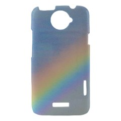 Rainbow HTC One X Hardshell Case
