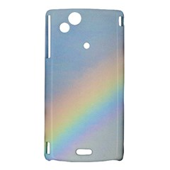 Rainbow Sony Xperia Arc Hardshell Case