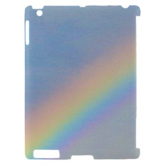 Rainbow Apple iPad 2 Hardshell Case (Compatible with Smart Cover)