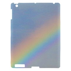 Rainbow Apple iPad 3/4 Hardshell Case