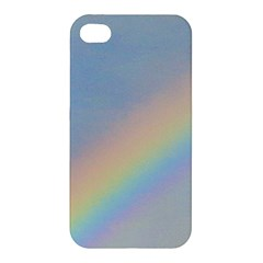 Rainbow Apple iPhone 4/4S Premium Hardshell Case