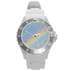 Rainbow Plastic Sport Watch (large)