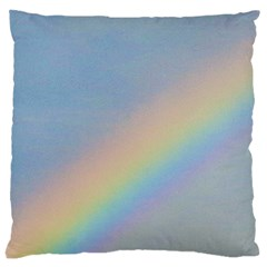 Rainbow Large Cushion Case (Single Sided)