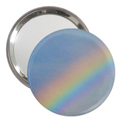 Rainbow 3  Handbag Mirror