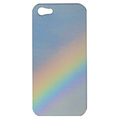 Rainbow Apple iPhone 5 Hardshell Case