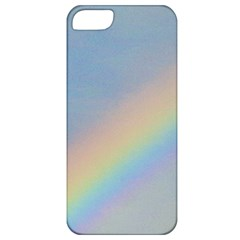 Rainbow Apple iPhone 5 Classic Hardshell Case