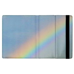 Rainbow Apple iPad 2 Flip Case