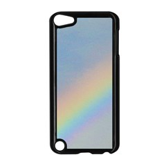 Rainbow Apple iPod Touch 5 Case (Black)